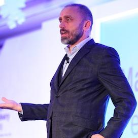 INSPIRING: Marc Woods will be hosting the Worcestershire Apprenticeships Awards