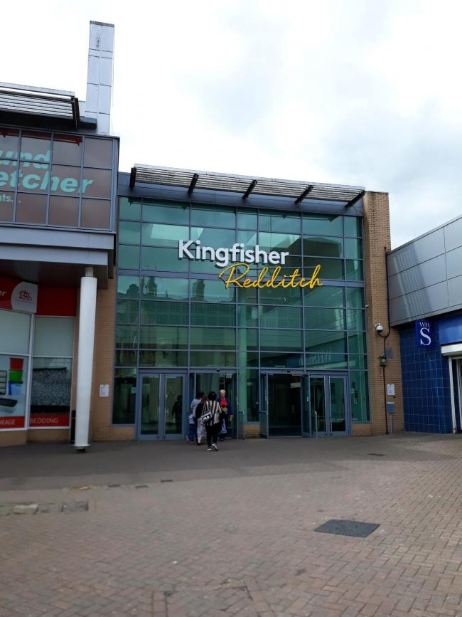 Kingfisher Shopping Centre has chosen three charities to help