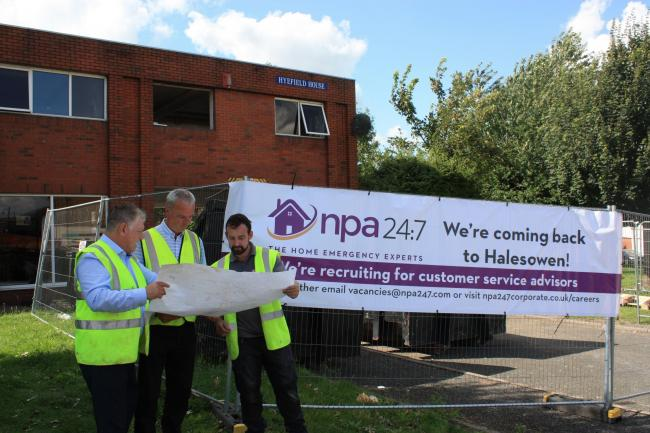 Npa24:7 is returning to Halesowen.