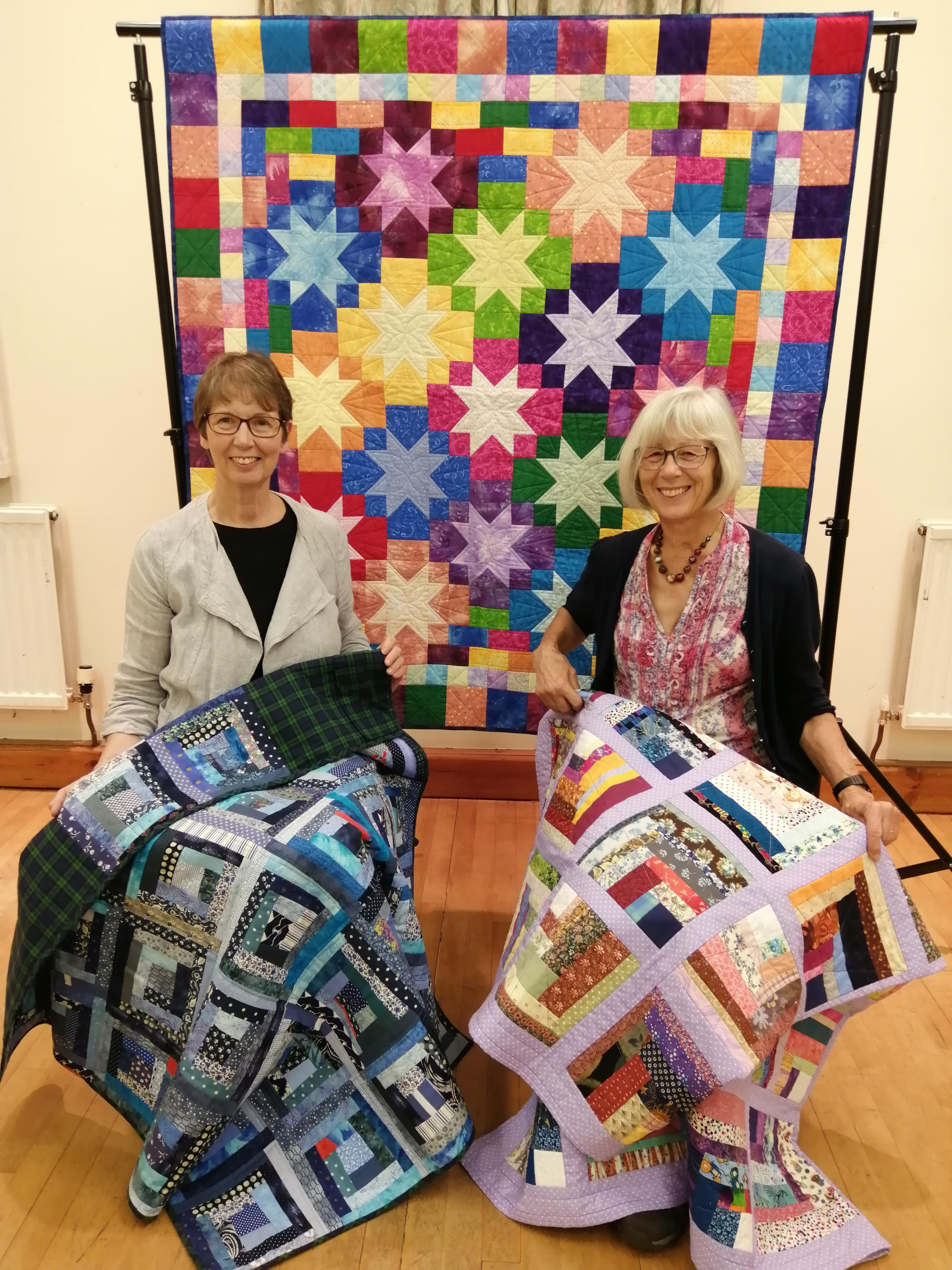 Quilts in the Marches