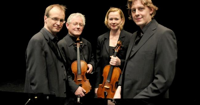 CELEBRATED: The Frith Piano Quartet
