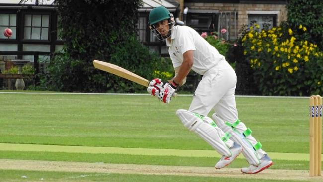 Barnards Green's Mahaaz Ahmed. Picture: KATH WOOD