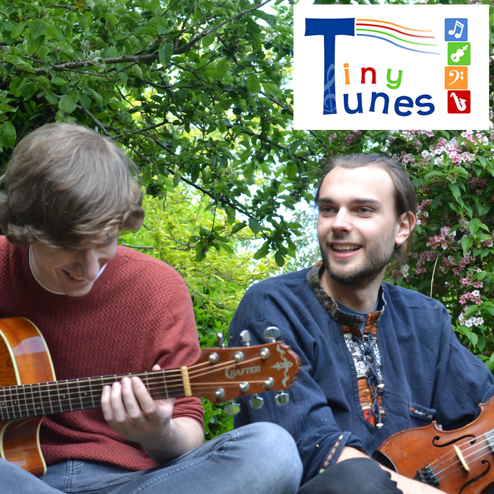 Tiny Tunes Concert - Pirates, Trains and Mythical Creatures