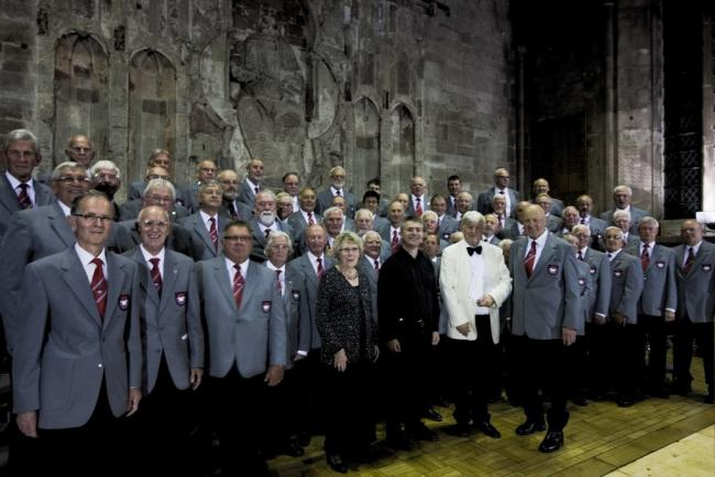 READY: Worcester Male Voice Choir