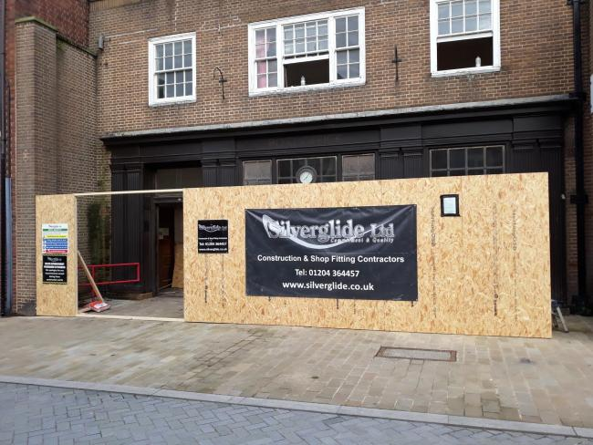 The Old Post Office pub opening this week.