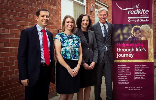 Herefordshire solicitors merge with law group