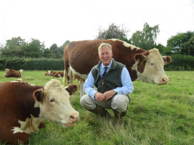 MP and cattle farmer has, in the House of Commons, rounded on
