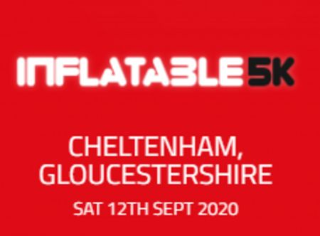 Inflatable 5k Obstacle Course Run Cheltenham