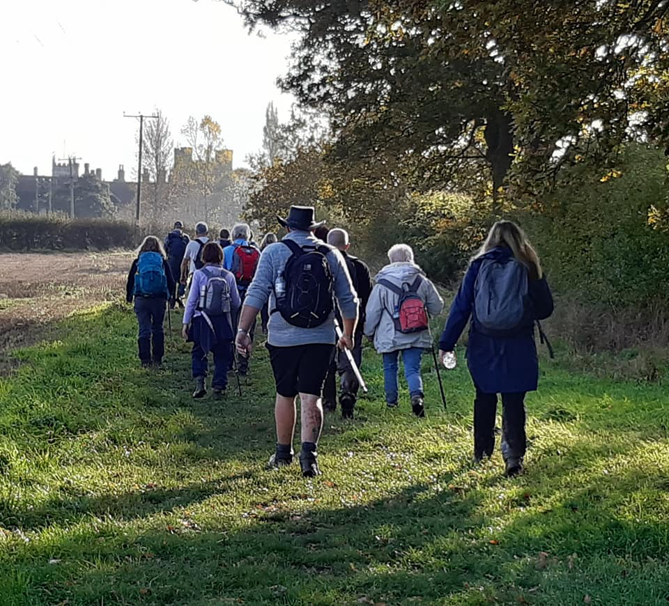 Ramblers Festival of Winter Walks - Milcote to Stratford