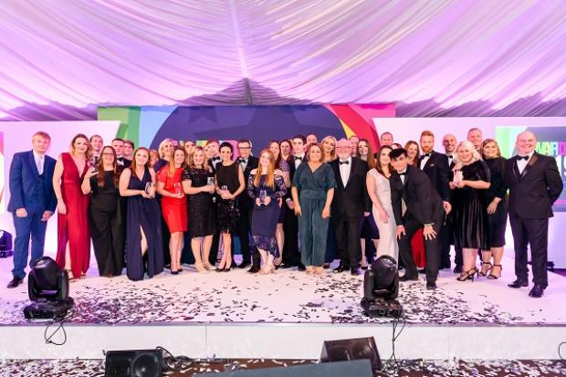 WINNERS: The winners of the 2019 Worcestershire Apprenticeships Awards
