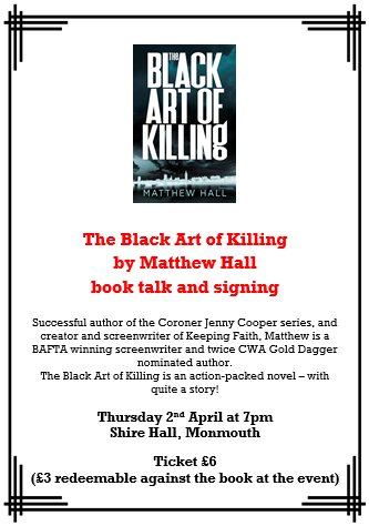 Matthew Hall - The Black Art of Killing