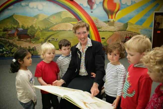 Alice Bennett, owner of owns Worcester and Madresfield  Early Years Centres