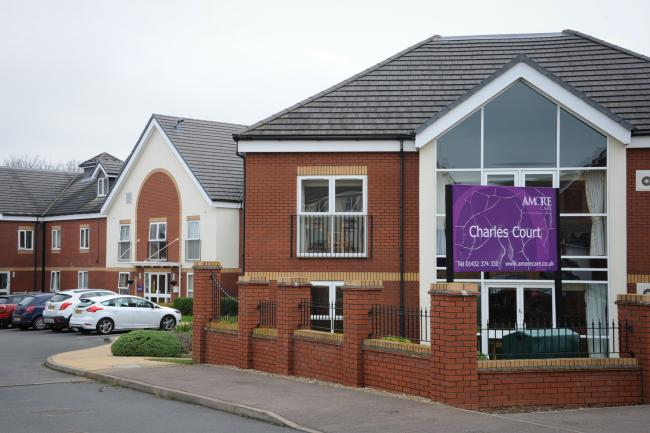 Charles Court Care Home, The Ploughman, Saxon Gate, Hereford..