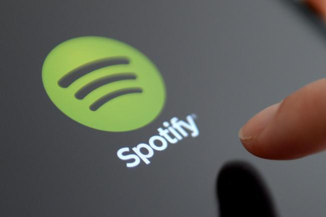 Music streaming service Spotify unveils major change for users. Picture: PA Wire