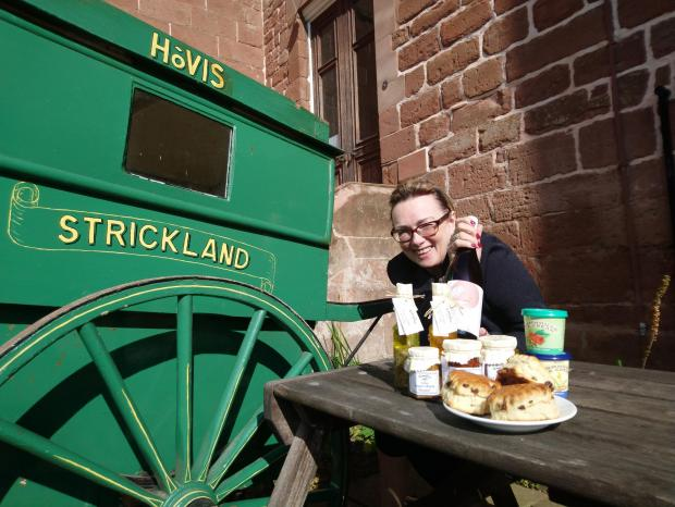 Ledbury Reporter: A food and drink festival at Hartlebury Castle