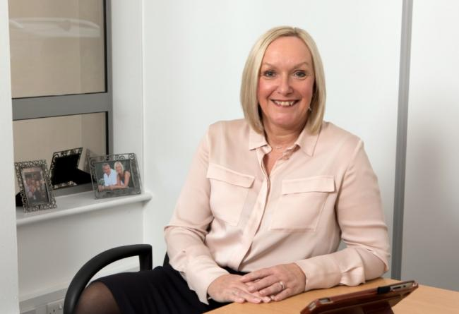Sharon Smith, chamber chief executive