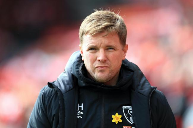 Bournemouth, managed by Eddie Howe, have picked up just one point from their last six games