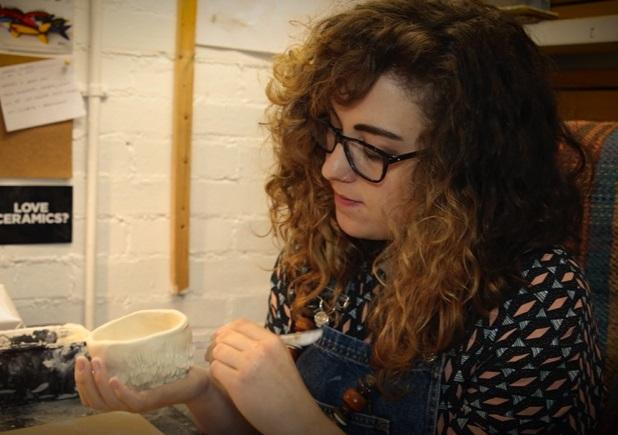 Lucy Baxendale, a ceramicist and artist from Hereford, said her income has all but disappeared as a result of Covid-19, and has not been eligible for Government help