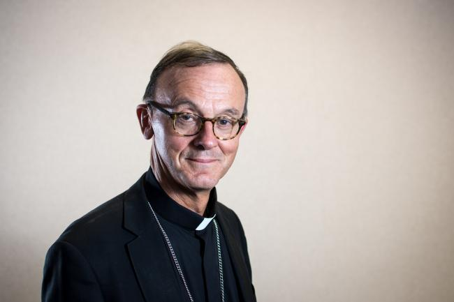 COMMENTS: Bishop of Worcester Rt Rev Dr John Inge