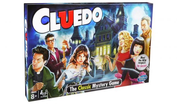 Ledbury Reporter: Cluedo board game. Picture: Hasbro Gaming