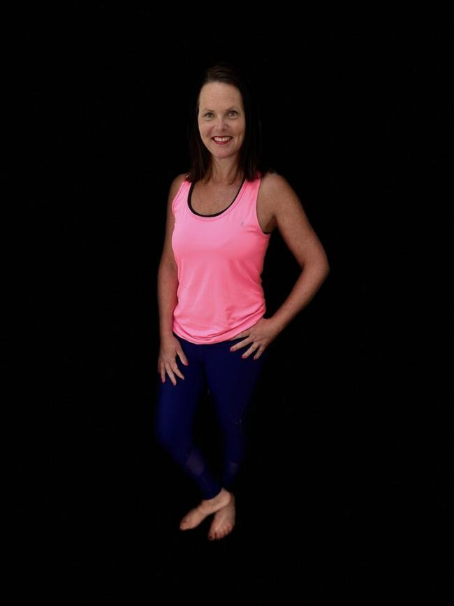 Lisa Quinn, personal trainer and owner of LT Fitness,