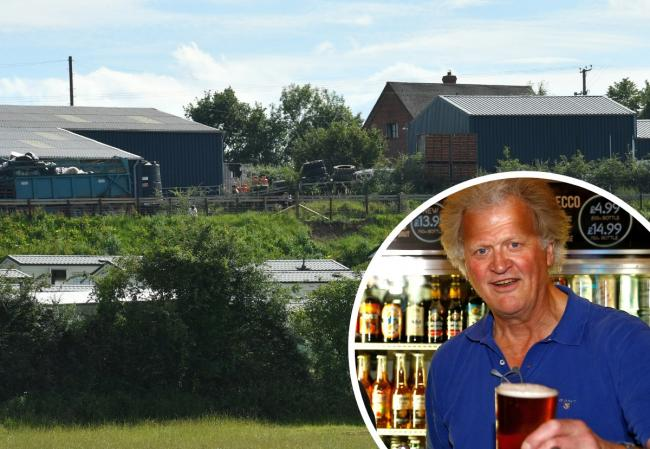 Wetherspoon founder Tim Martin has insisted pubs are safe, saying there were more cases at AS Green and Co in Mathon than there have been in his pubs