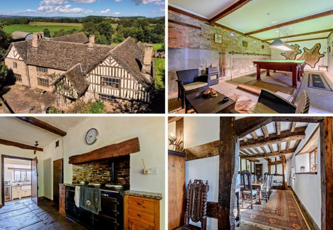 This farm in Dorstone is for sale on Zoopla