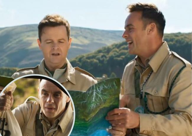 Ant & Dec present I'm A Celebrity...Get Me Out Of Here! Pictures: ITV