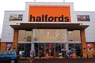 Ledbury Reporter: Picture: Halfords