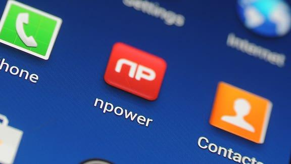 Npower scrap app after customer bank details exposed. (PA)