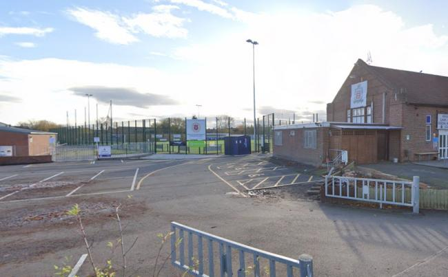 Herefordshire Council has approved plans to expand the Herefordshire Football Association car park on Widemarsh Common in Hereford.