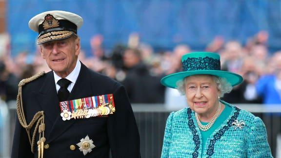 Prince Philip's only 'complaint' about the Queen revealed. (PA)