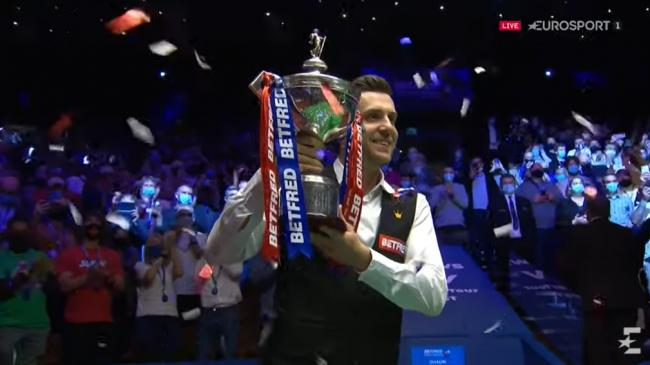 Jubilant Selby, 37, etched his name deeper into Crucible folklore with a memorable win over Murphy on Monday night