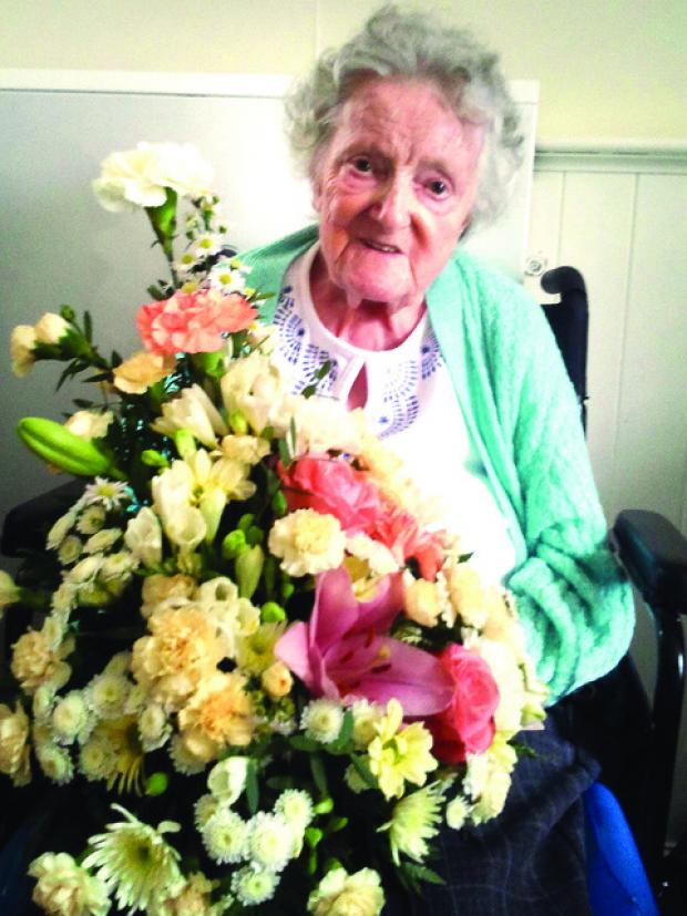 Nora Skeys, who was always at the heart of village life, died aged 87.