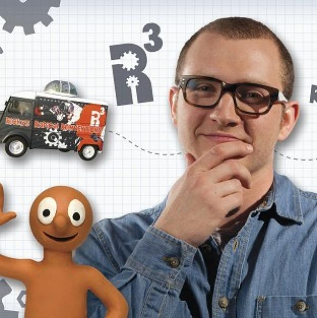 Morph will return to TV with animator Ricky Martin