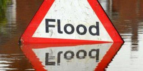 Flooding has caused some roads to be closed in Herefordshire today.