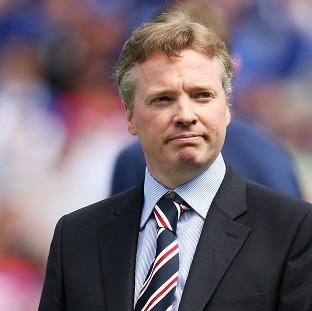 Craig Whyte took over as Rangers chairman in May last year