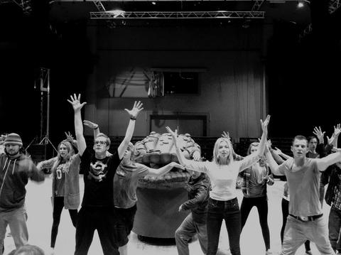 Malvern Theatres Youth Company present Little Shop of Horrors