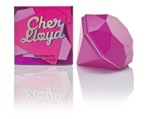 Cher Lloyd announces launch of new perfume