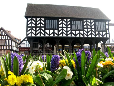 FINGERS CROSSED: The Ledbury in Bloom team has high hopes as it awaits the judges' verdict on Thursday.