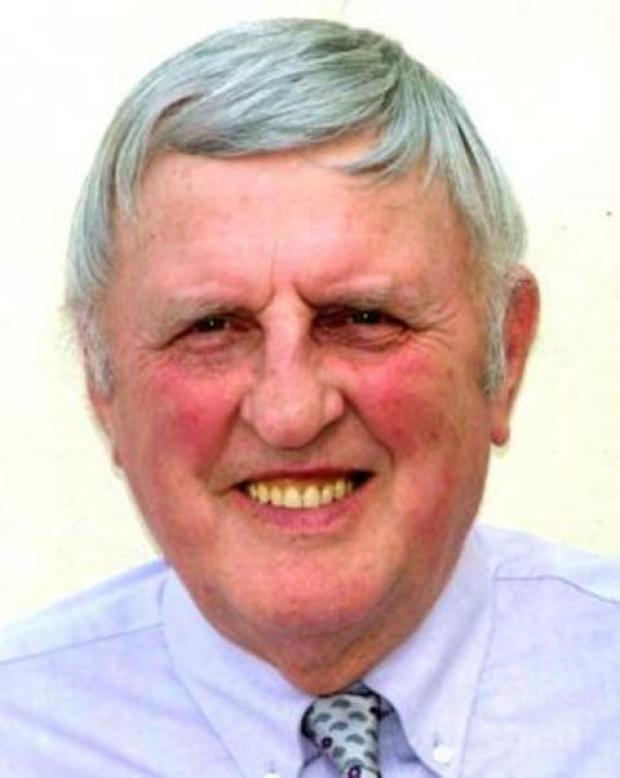 Ledbury Reporter: Bill Longmore is the new West Mercia Police and Crime Commissioner