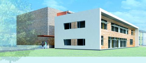 How the archive centre at Rotherwas will look