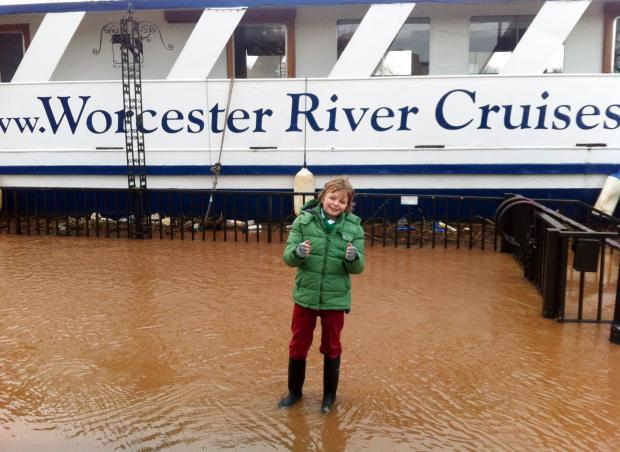 flooding worcester cruises