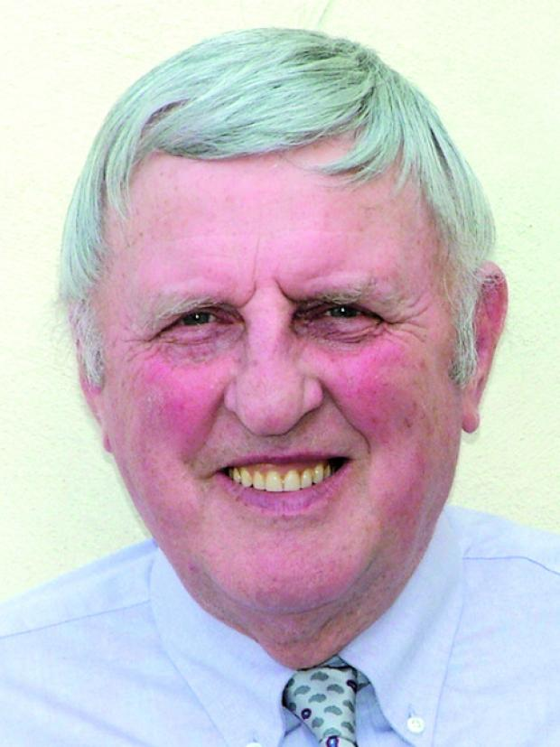 West Mercia Police and Crime Commissioner Bill Longmore.