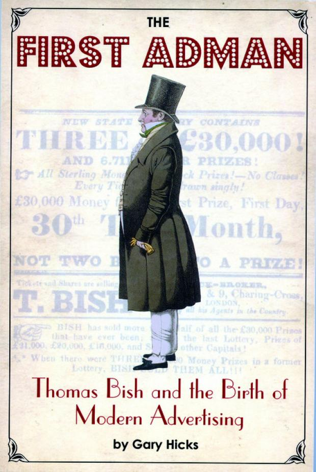Gary Hicks' book on former Leominster MP Thomas Bish