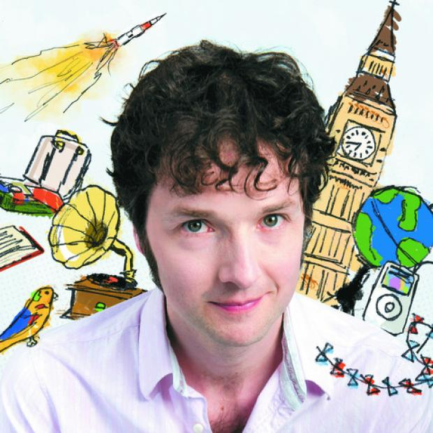 Chris Addison is coming to Hereford