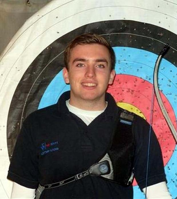 DEBUT SUCCESS: Malvern Archers' Jason Relf claimed the men's recurve trophy in his first indoor season shooting as a senior at the Wyre Forest Company of Archers' contest.