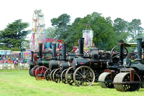 The Bromyard Gala is one of the county's biggest events