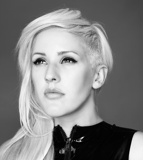 Ellie Goulding looks set for success at tonight's Brit Awards