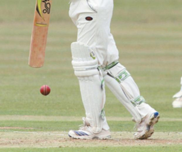 Rhodes leads Barnards Green to top of the table